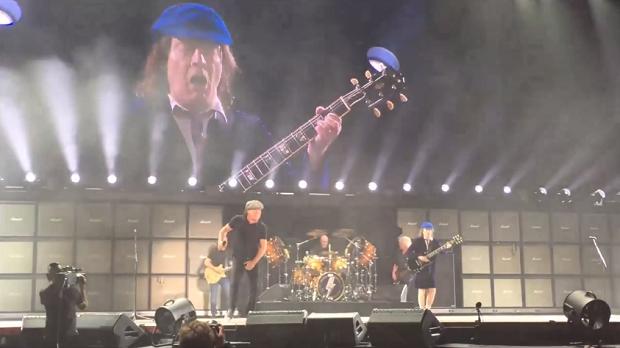 AC/DC no Coachella