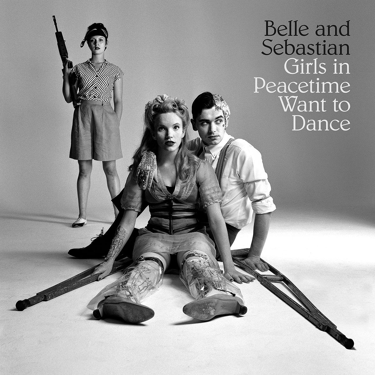 Resenha: Belle & Sebastian - Girls In Pecetime Want to Dance