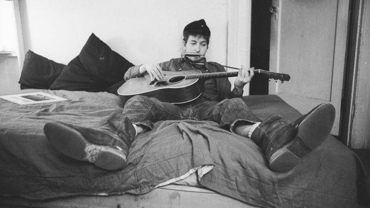 Bob Dylan em Nova York