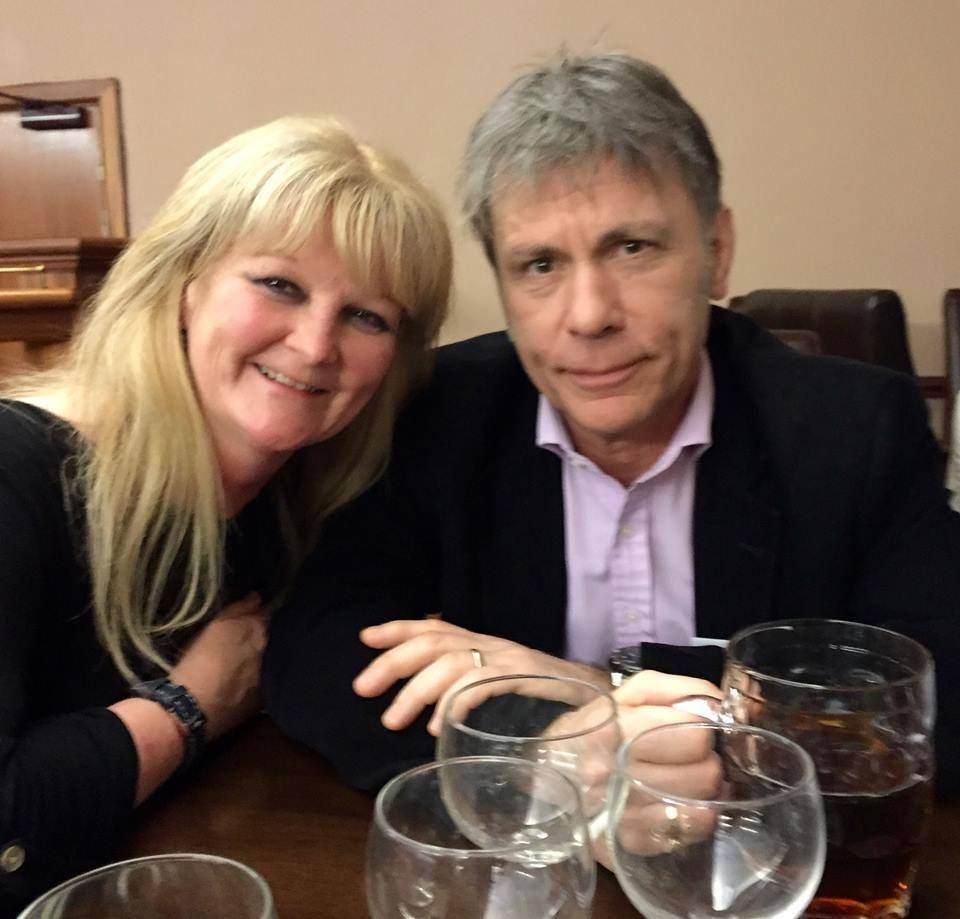 Bruce Dickinson, do Iron Maiden, em jantar da FSDP