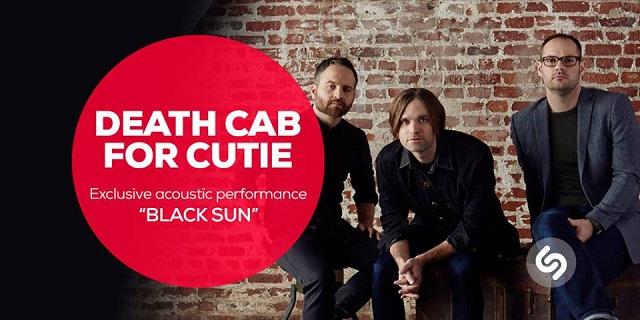 Death Cab For Cutie grava versões acústicas para duas de suas faixas