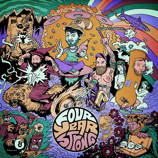 Four Year Strong - Four Year Strong (self titled)