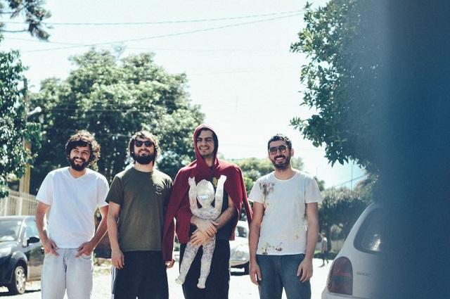 Banda Frida lança seu primeiro disco