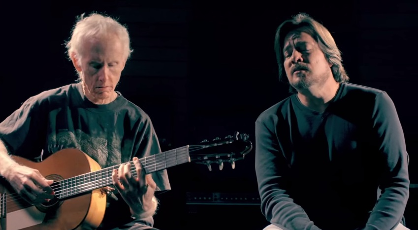 Guitarrista do The Doors grava ao lado de John Garcia (ex-Kyuss)