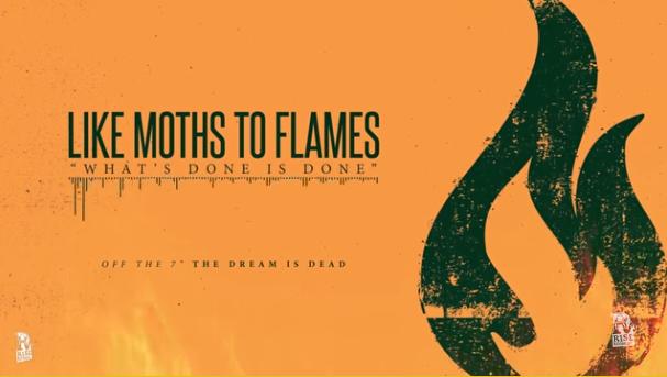 Like Moths to Flames
