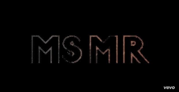 """MS MR lança vídeo de """"Painted"""""""