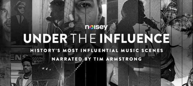 Noisey lança série de documentários narrada por Tim Armstrong