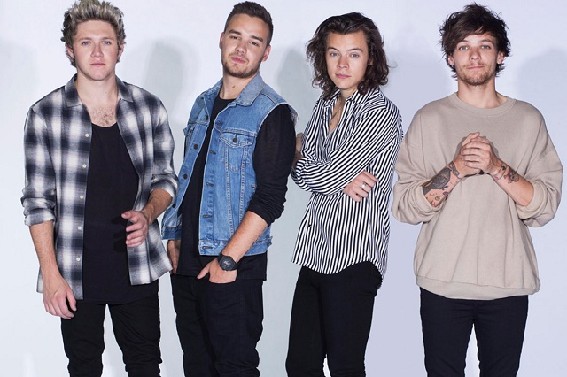 One Direction começa a trabalhar em novo álbum