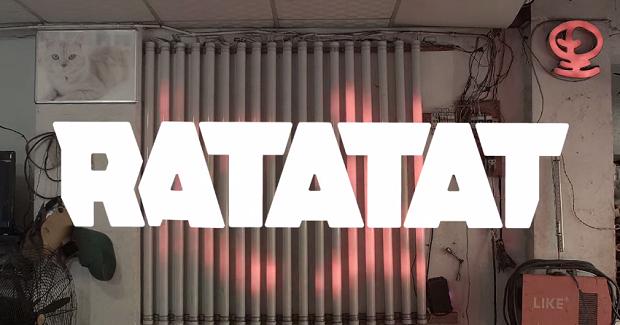 Ratatat - Chream On Chrome