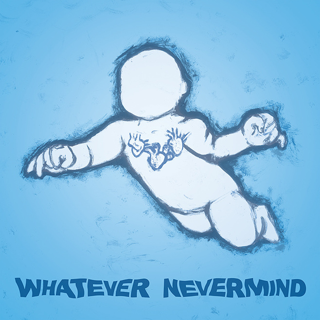 "Tributo ao Nirvana, ""Whatever Nevermind"""