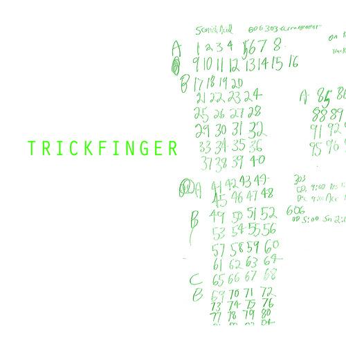 Trickfinger - Trickfinger (John Frusciante)