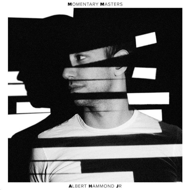 Capa de Momentary Masters, novo disco de Albert Hammond Jr.