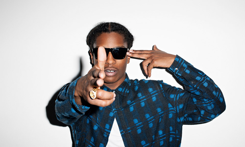 Ouça o novo disco de A$AP Rocky