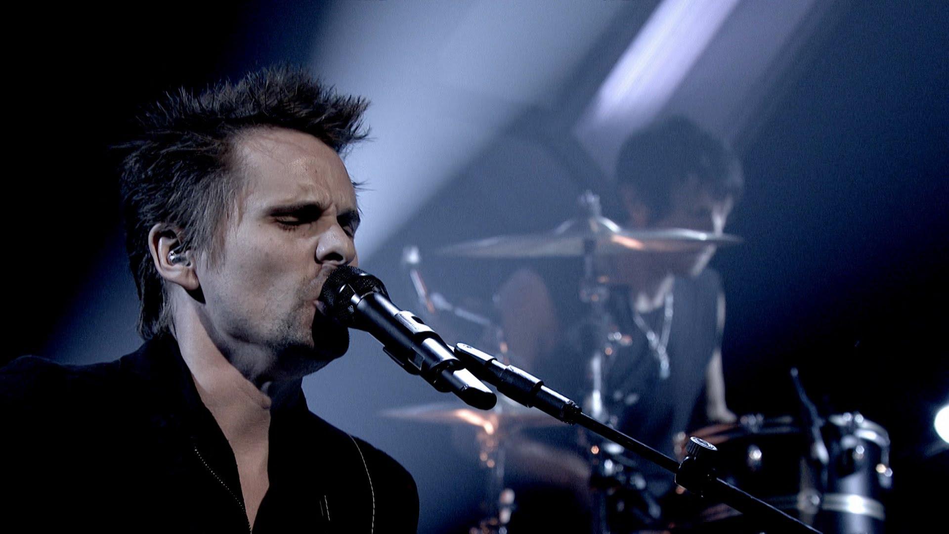Muse se apresenta em programa de TV
