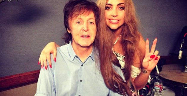 Projeto de Paul McCartney com Lady Gaga é revelado