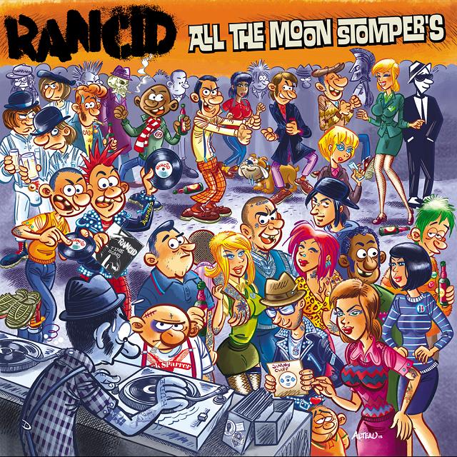 Rancid: Nova coletânea reúnirá músicas ska da banda