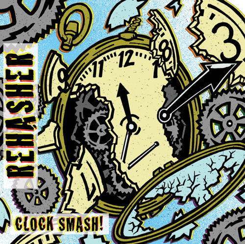 Rehasher - Clock Smash!