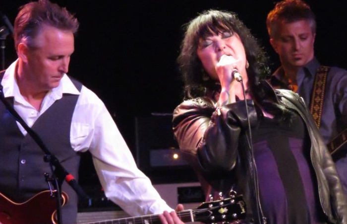 Mike McCready e Ann Wilson