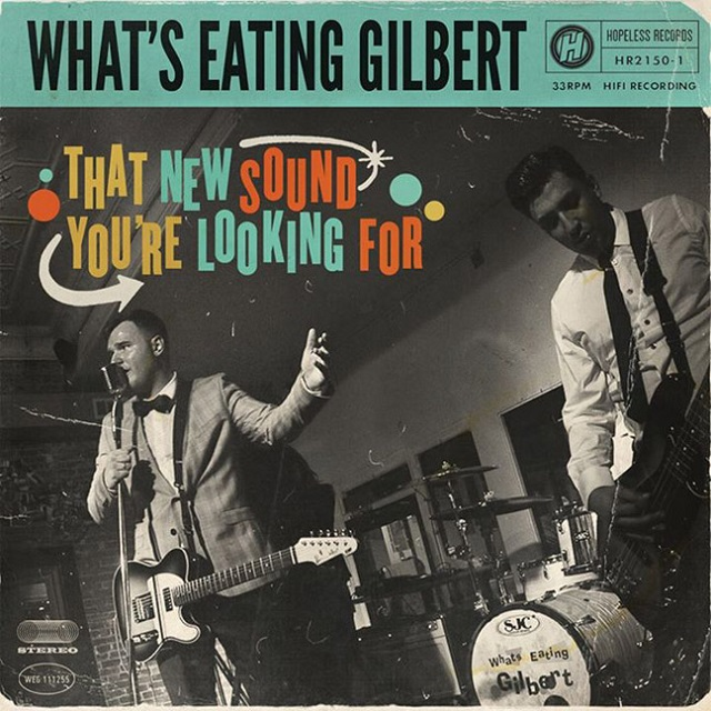 What's Eating Gilbert (New Found Glory) anuncia álbum de estreia