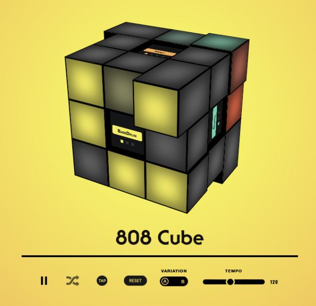 808-cube