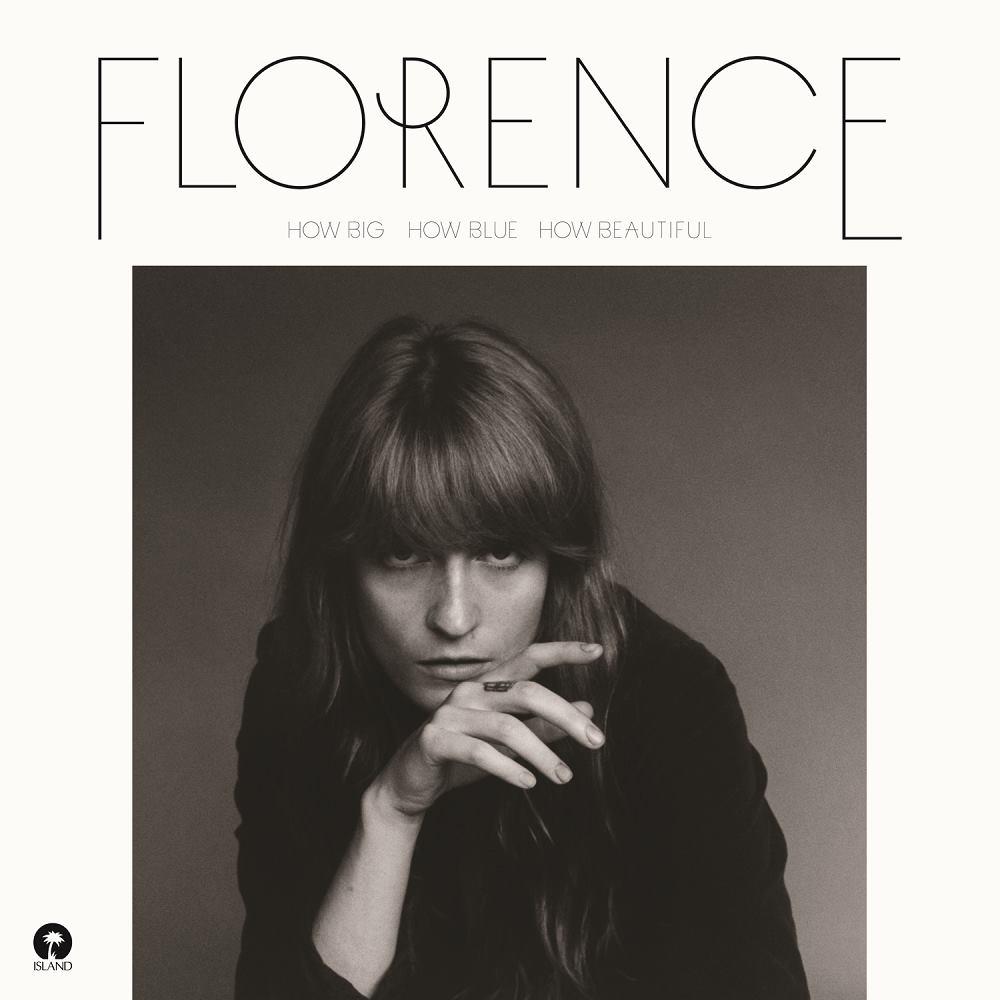 Florence and the Machine chega ao nº 1 das paradas pela primeira vez