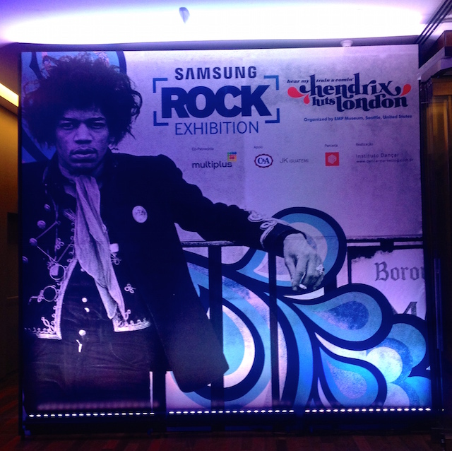 Hendrix Hits London