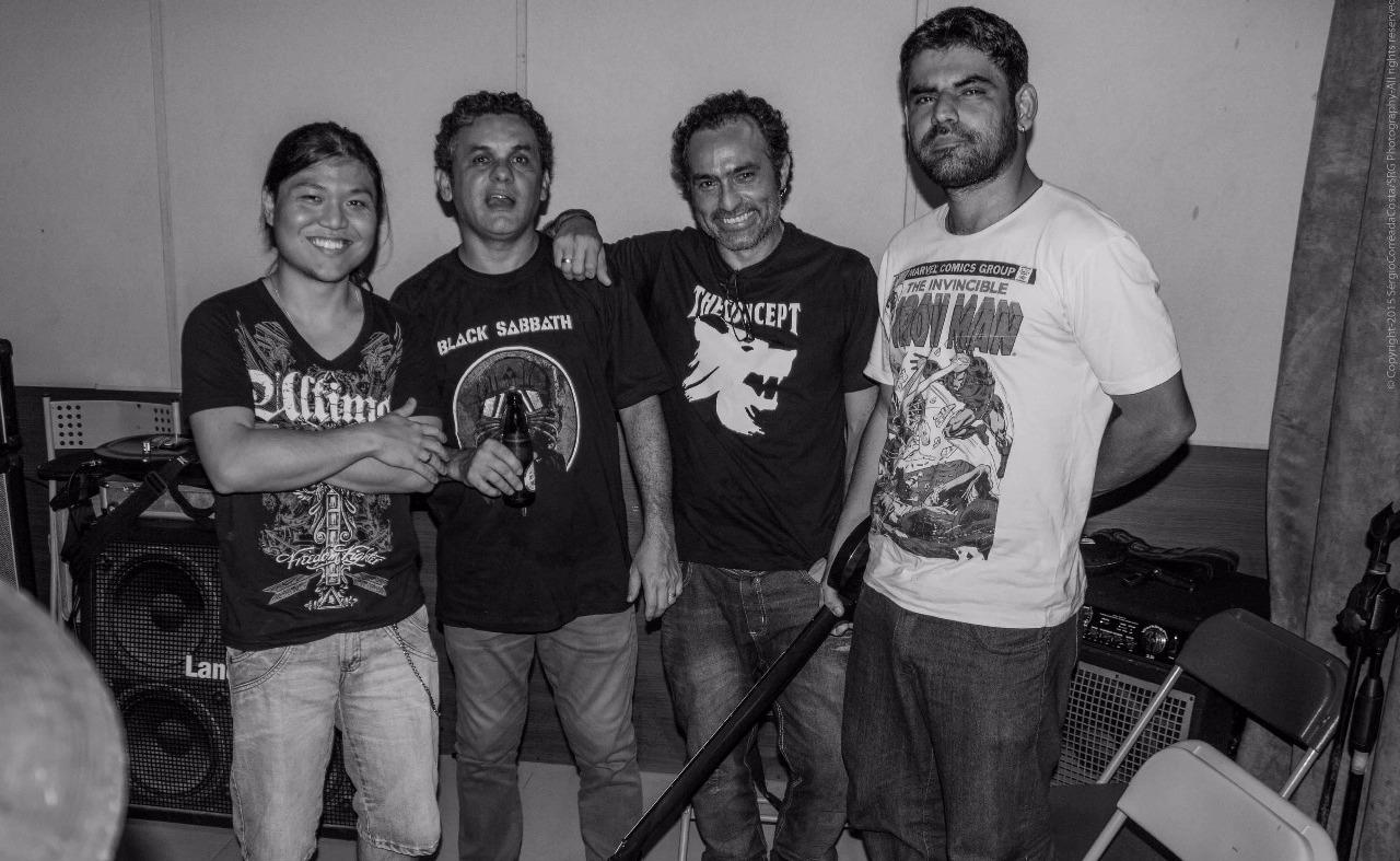 Banda amazonense Nicotines lança EP