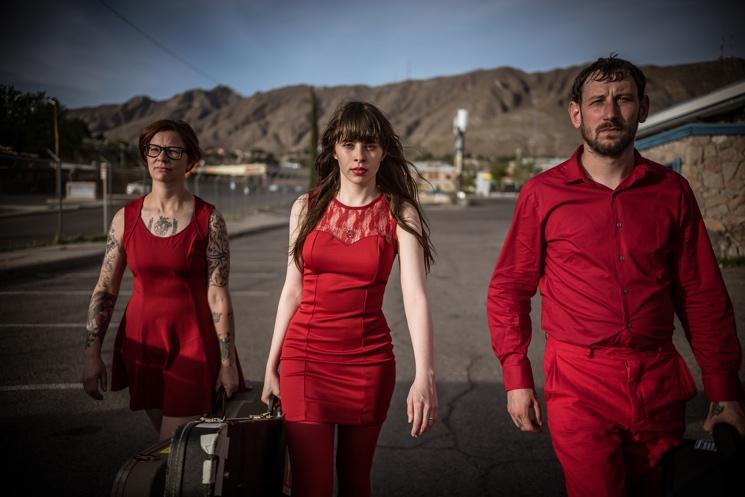 John Frusciante e Iggy Pop colaboram com novo disco dos mexicanos do Le Butcherettes