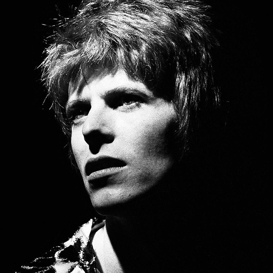 Os momentos em que David Bowie esteve de Parabéns!