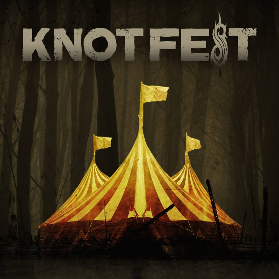 Slipknot anuncia line-up do Knotfest 2015