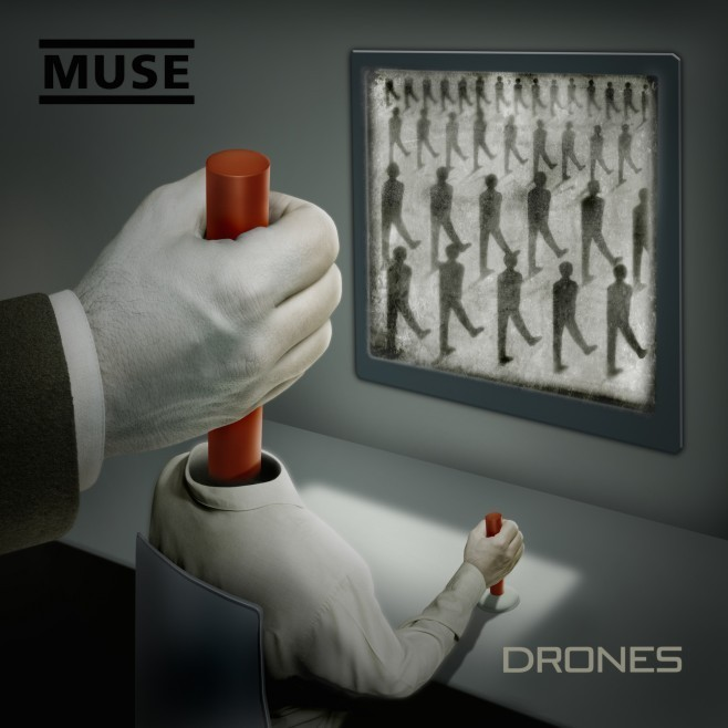Resenha: Muse - Drones
