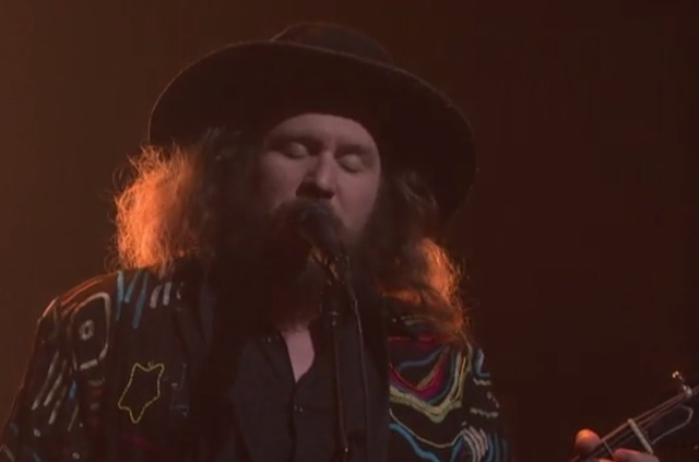 My Morning Jacket se apresenta no programa de Conan O'Brien