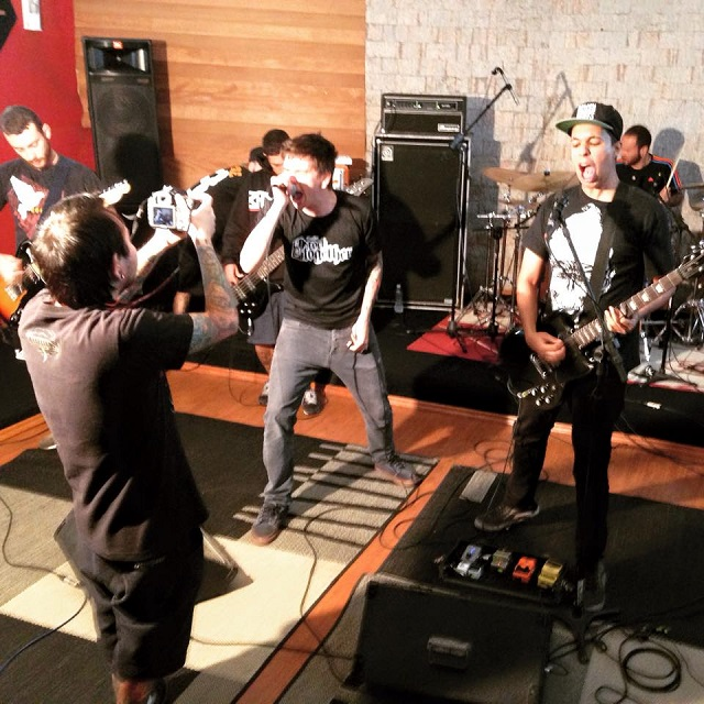 Pense participa do Rock Together Sessions