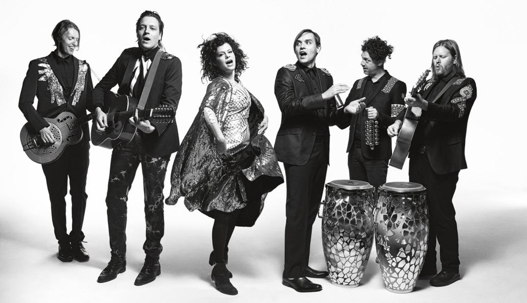 Arcade Fire anuncia documentário