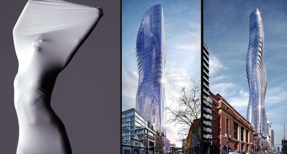 Empresa australiana está construindo prédio inspirado em Beyoncé
