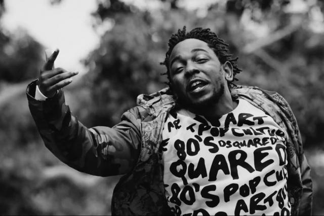 Kendrick Lamar lança novo vídeo