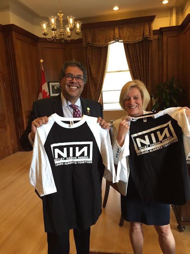 Nine Inch Nails pede que políticos canadenses parem de usar logotipo da banda