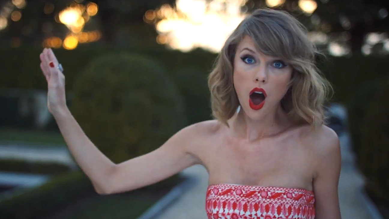 Taylor Swift quebra recorde do Vevo