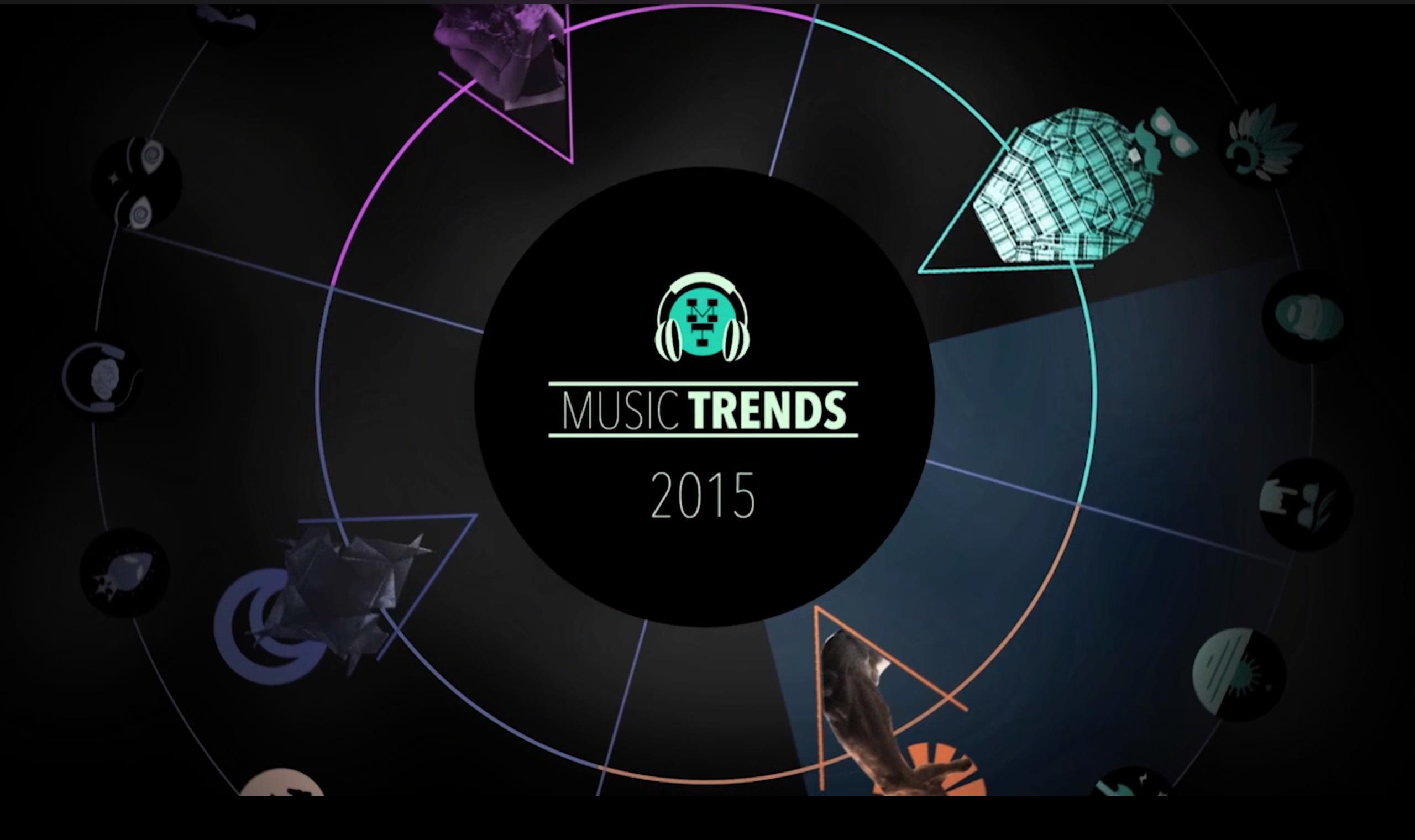 Music Trends 2015