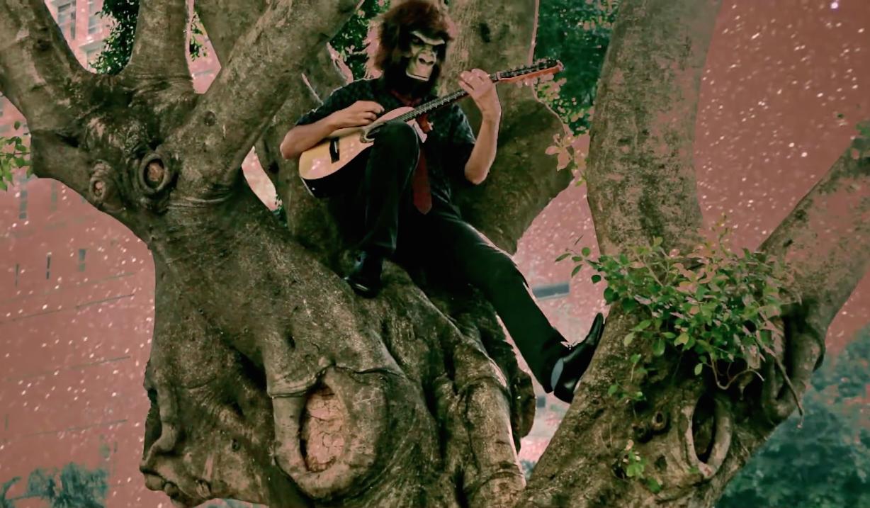 Novos clipes - Orangotango - Mustache e os Apaches