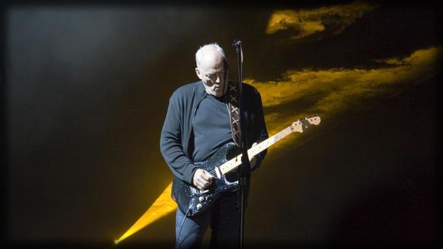 David Gilmour virá ao Brasil em Dezembro
