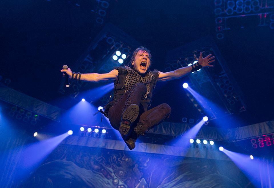 Iron Maiden confirma shows no Brasil em 2016