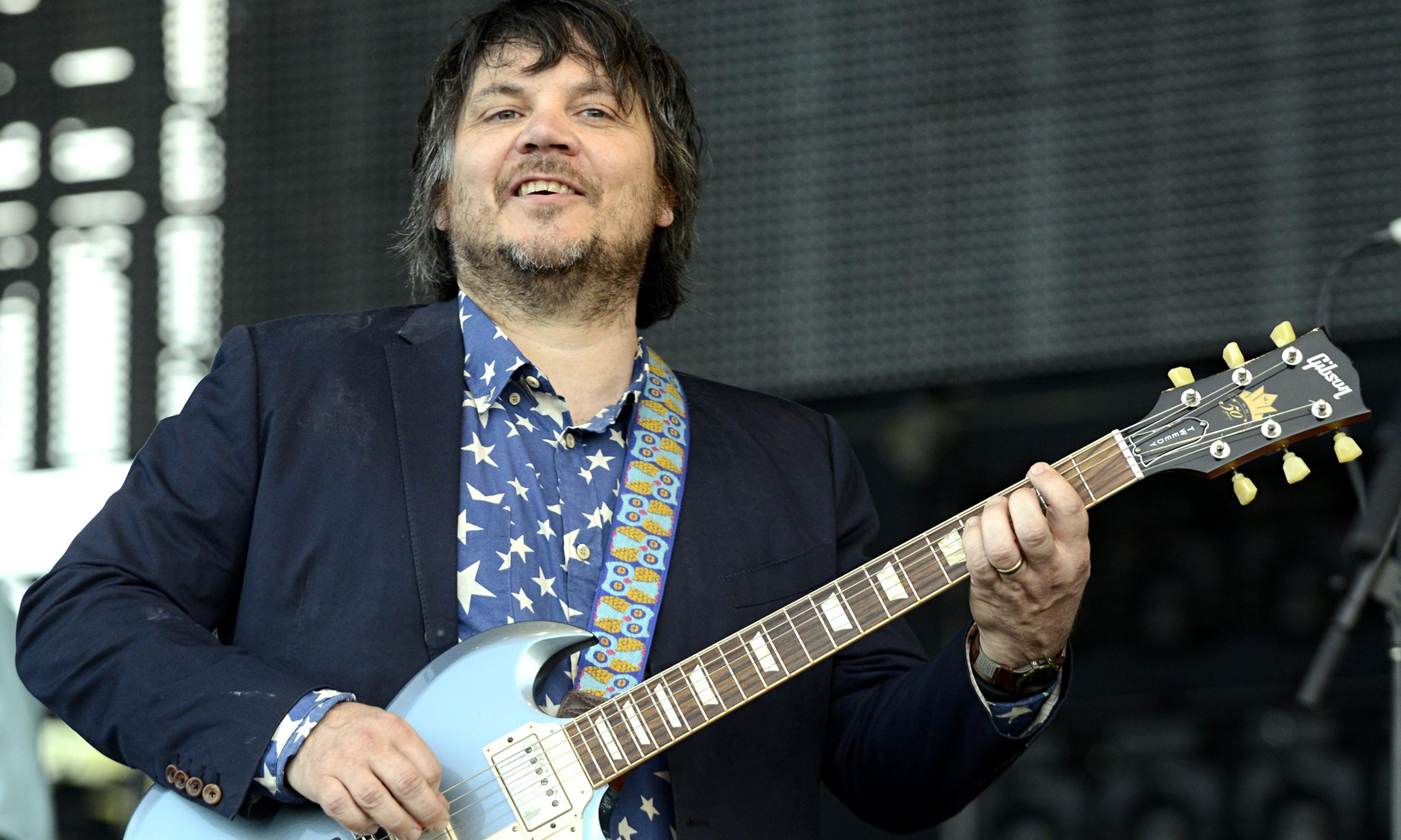 Jeff Tweedy fala sobre capa e título do novo disco do Wilco