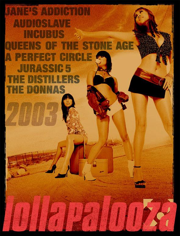 Lollapalooza 2003