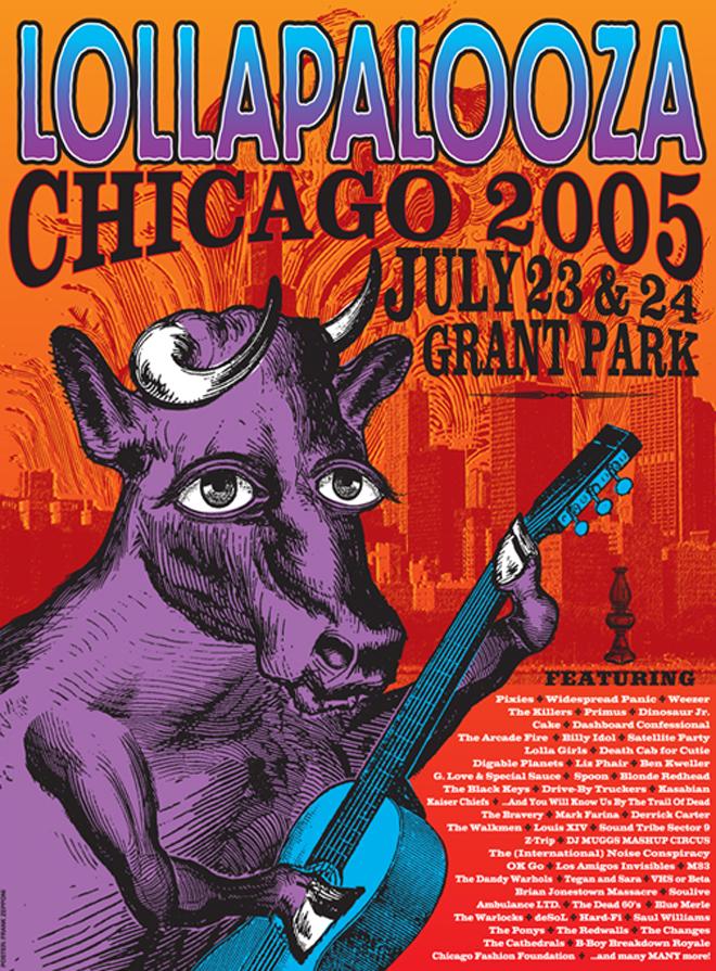 Lollapalooza 2005
