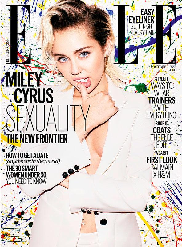 Miley Cyrus revela ser pansexual - TMDQA!