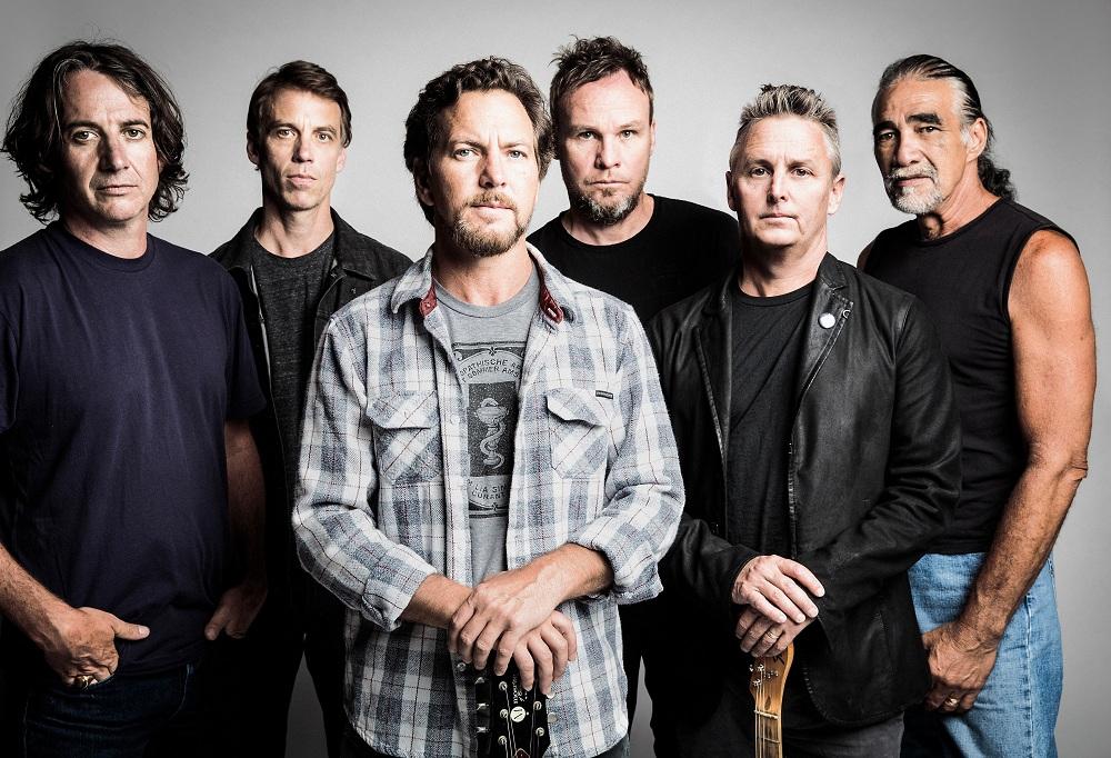 Novo álbum do Pearl Jam deve sair em 2016