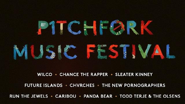Pitchfork Music Festival: Veja trechos do evento em alta qualidade