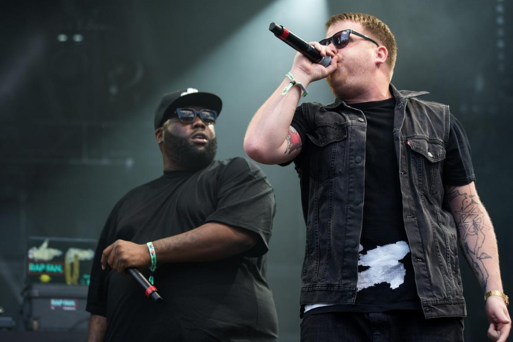 Run the Jewels (Osheaga) by Tim Snow