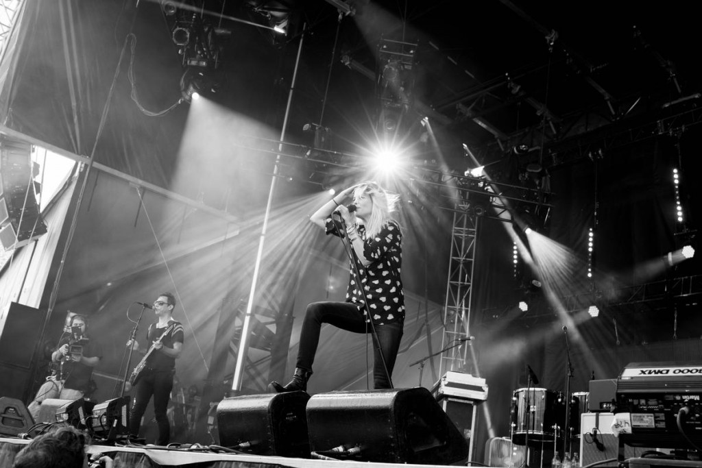 the kills (osheaga) by susan moss